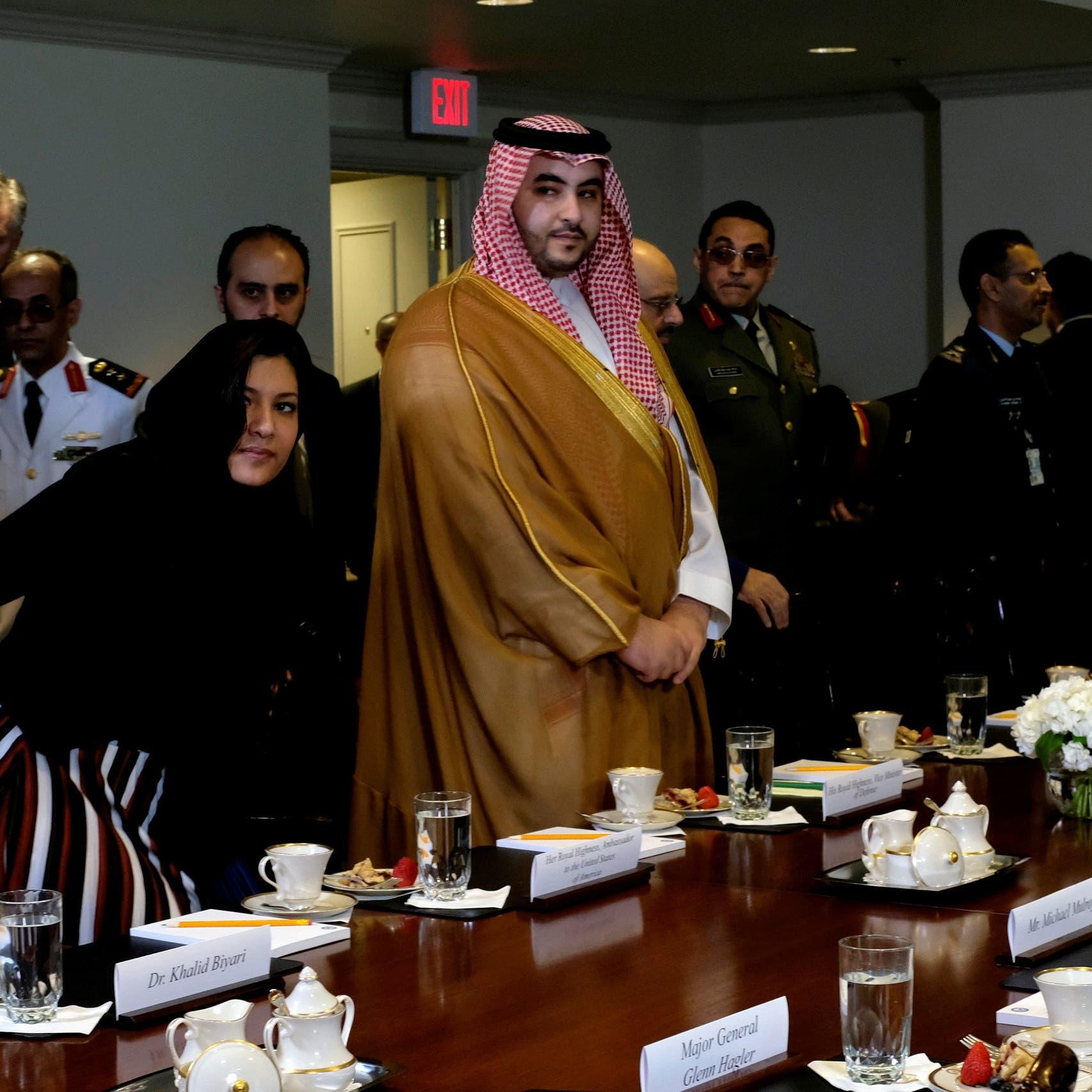 Riyadh and Washington: Pragmatism and other subjects