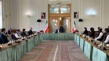 طالبان؛ جنگ در افغانستان، مذاکره در تهران