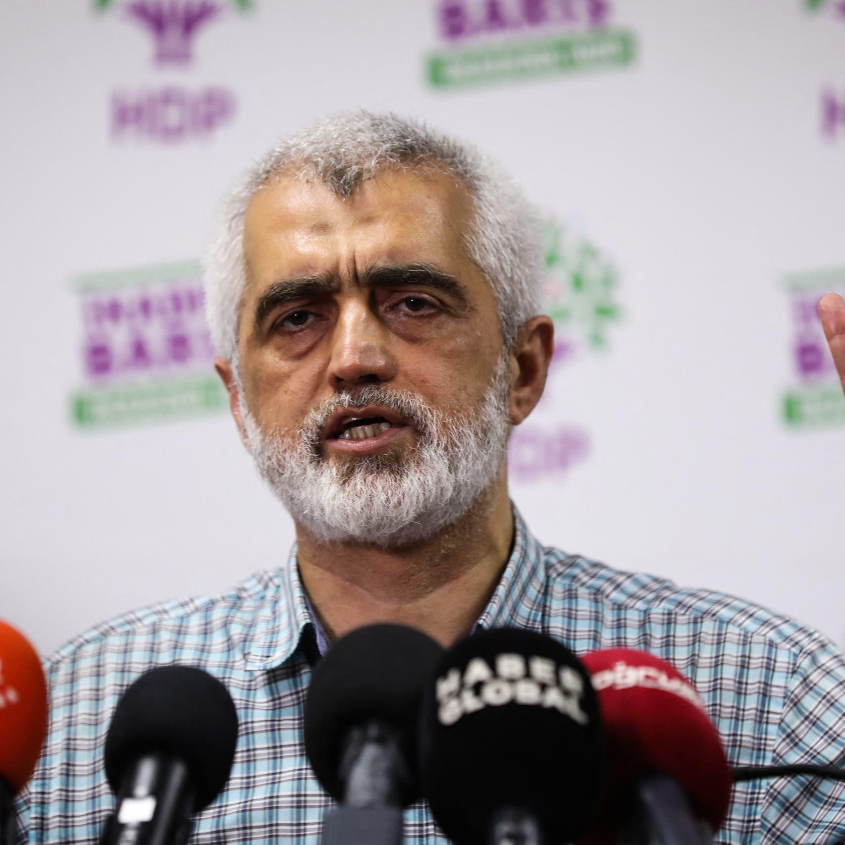 بعد حكم قضائي.. تركيا تطلق سراح نائب مؤيد للأكراد