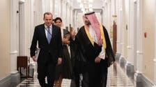 Saudi Arabia's deputy defense minister, US envoy discuss Yemen developments