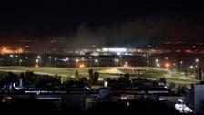 حمله پهپادی به فرودگاه اربیل در کردستان عراق