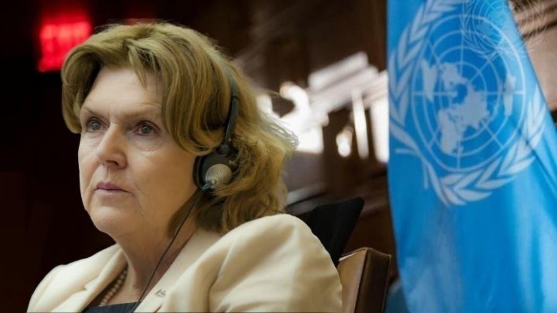 ماری لاولور نماینده ویژه سازمان ملل متحد در امور کنشگران حقوق بشر