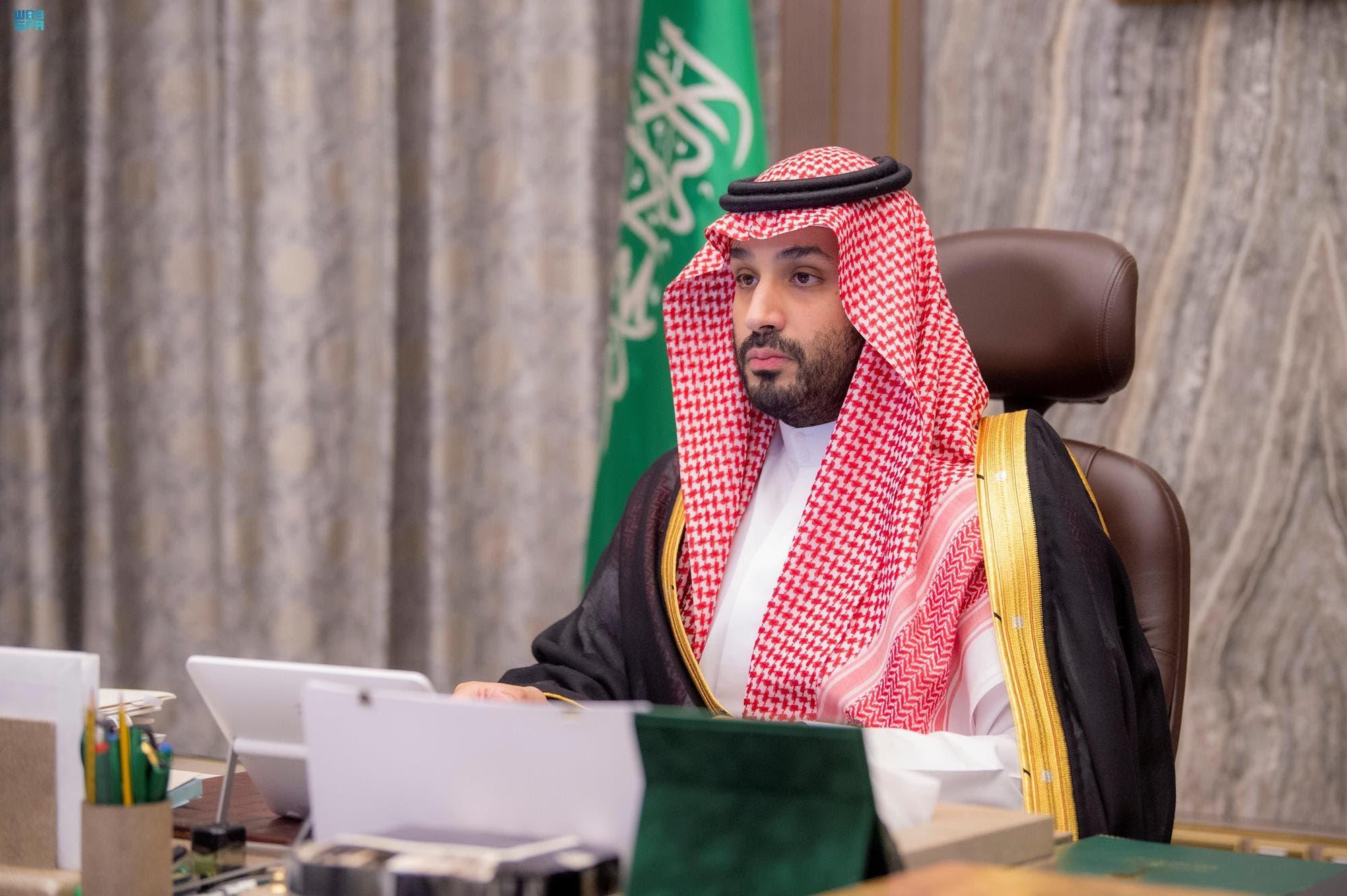 سعودی ولی عہد محمد بن سلمان