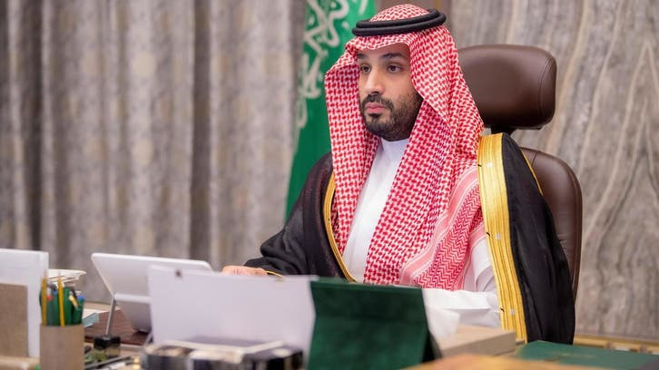 ولي العهد السعودي يطلق برنامج