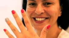 Dubai salon offers 'microchip manicures' that carries a digital business card