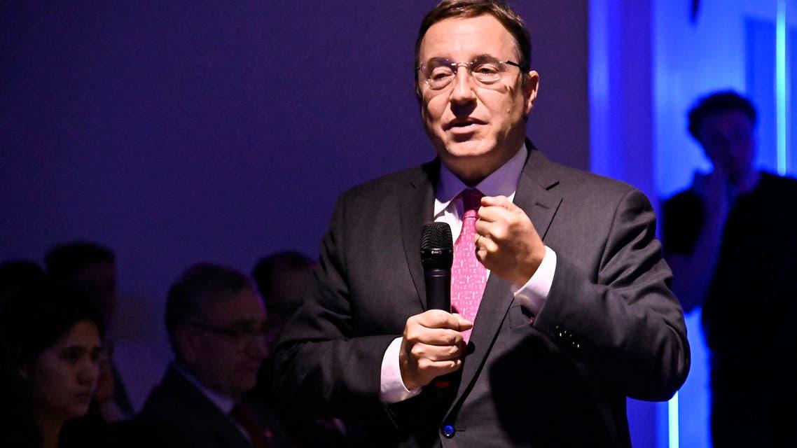 UNDP Administrator Achim Steiner (File photo: AFP)