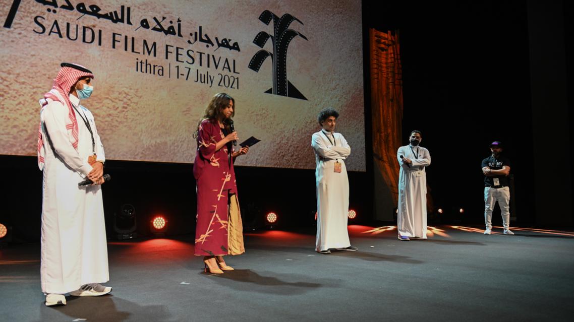 إثراء في مهرجان الأفلام السعودية
