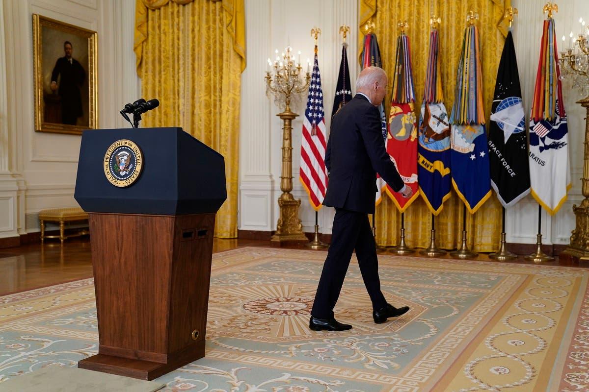 رئیس جمهور ایالات متحده جو بایدن (آسوشیتدپرس)