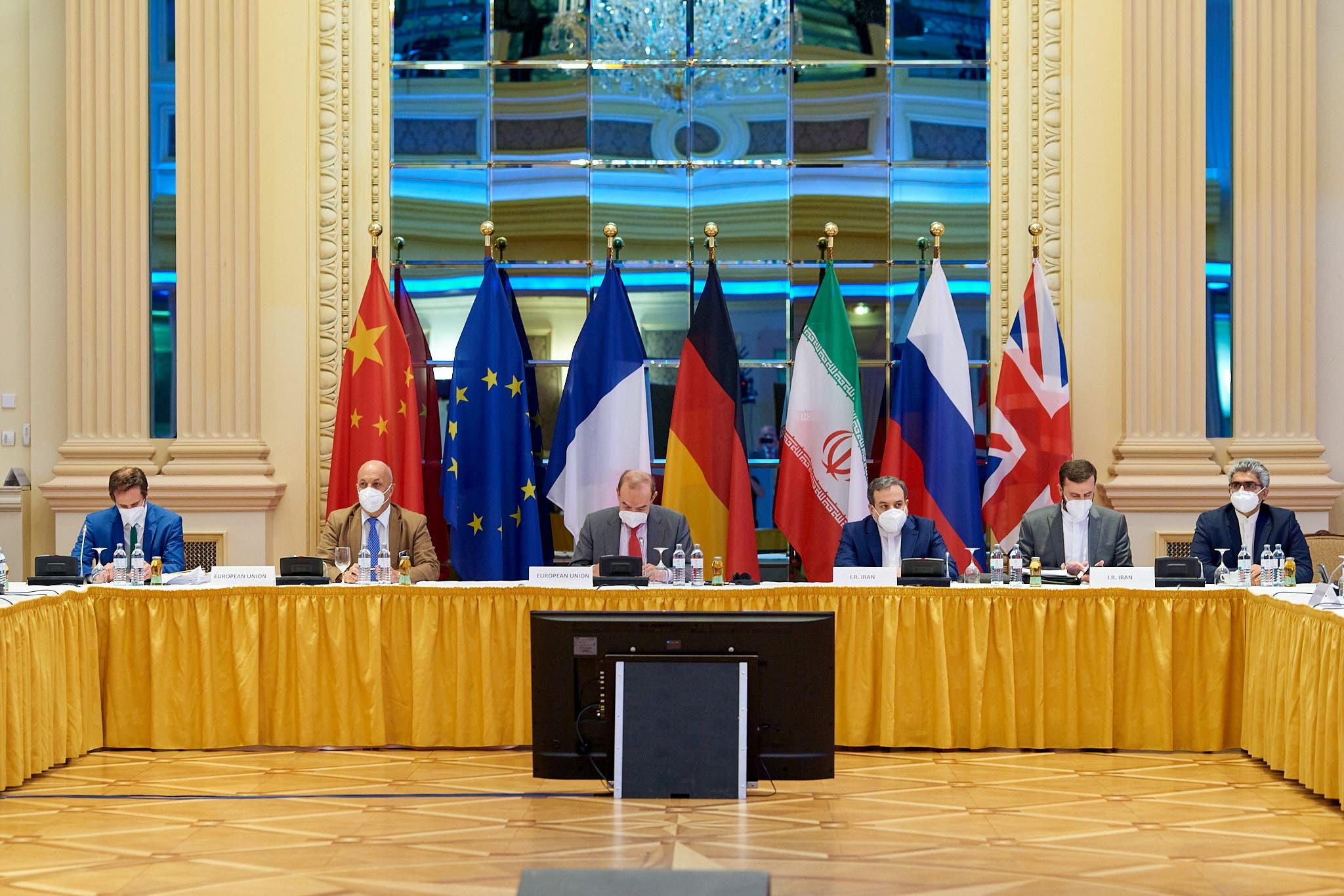 من مباحثات فيينا الأخيرة حول النووي الإيراني