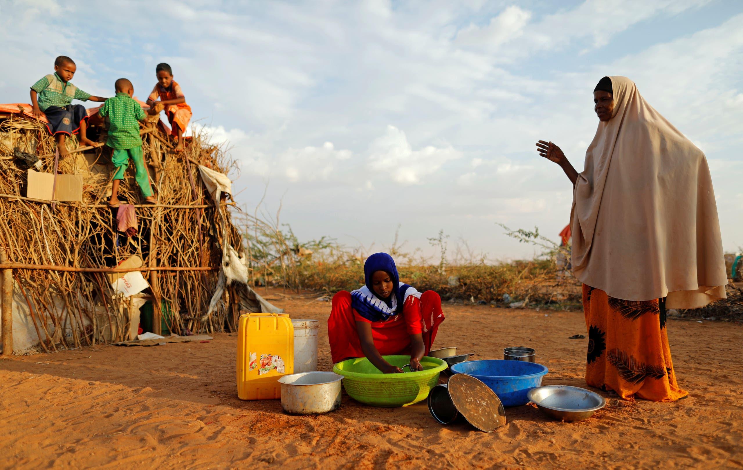 Shocking number.  Every minute, 11 people worldwide die of hunger