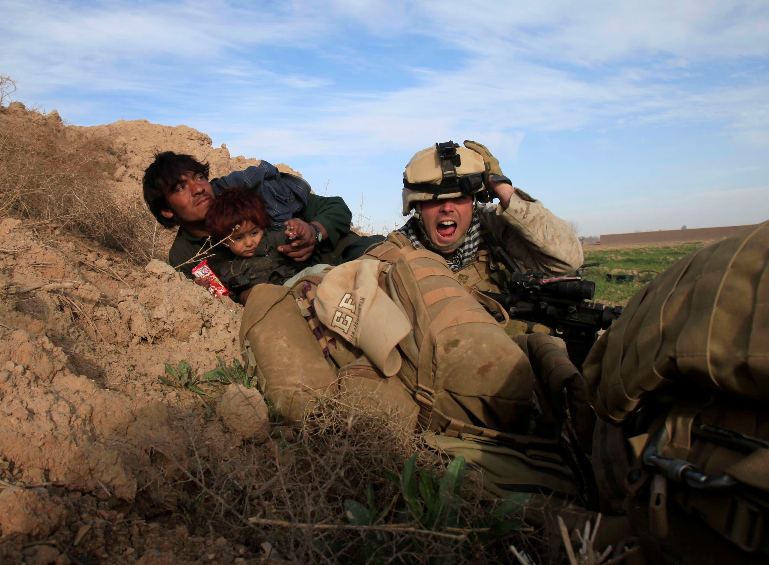 جندي أميركي في أفغانستان (أرشيفية- رويترز)