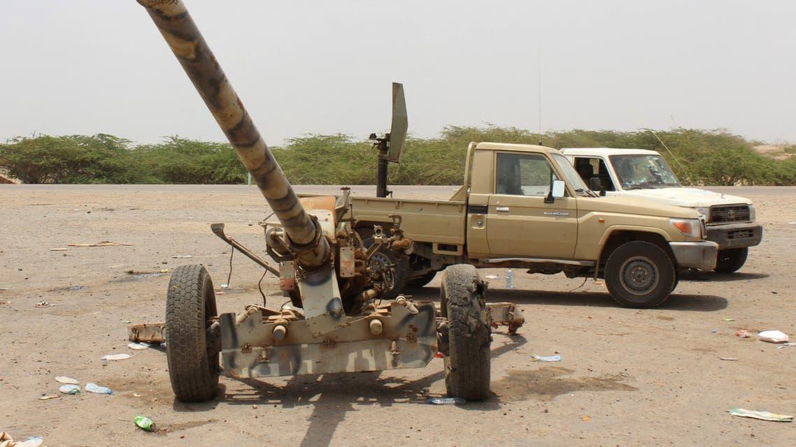 عناصر من الجيش اليمني(أرشيفية- فرانس برس)