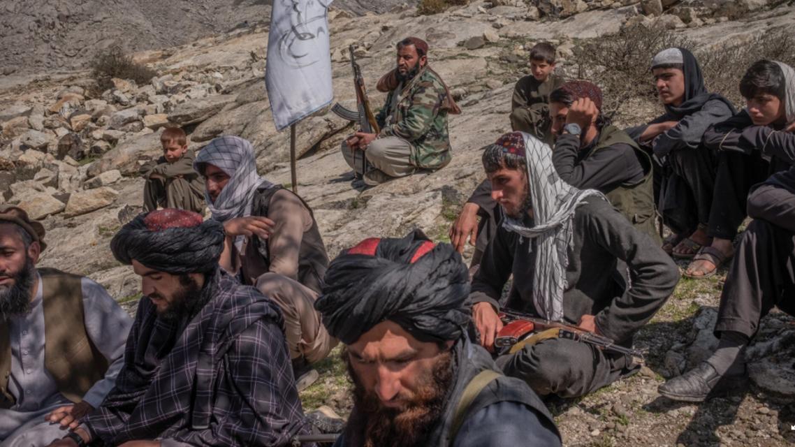 عناصر من طالبان (أرشيفية)
