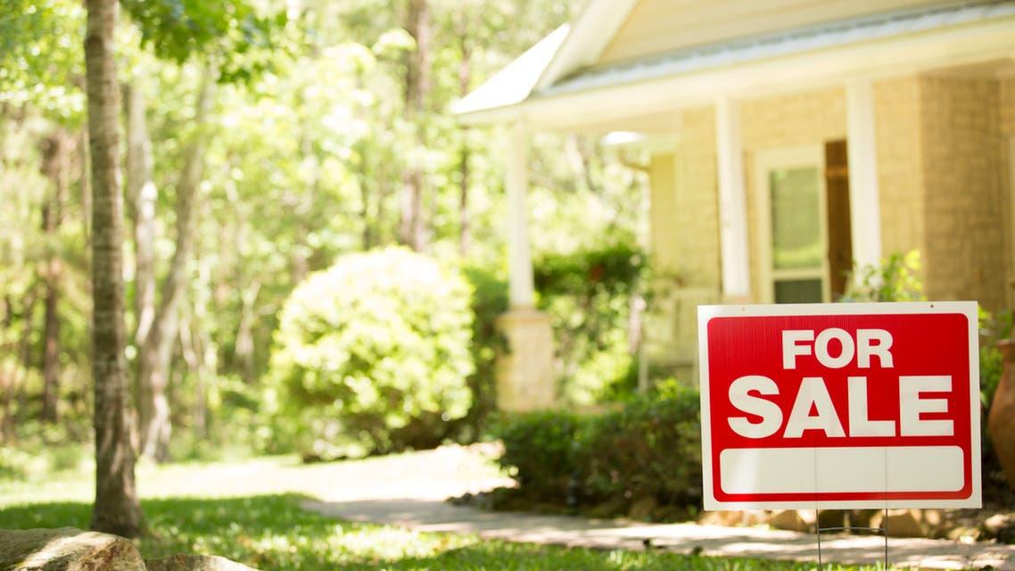 منزل معروض للبيع في أميركا