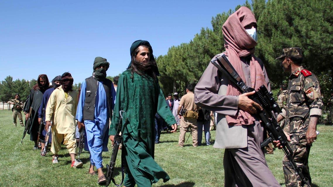 عناصر من حركة طالبان (أرشيفية- رويترز)