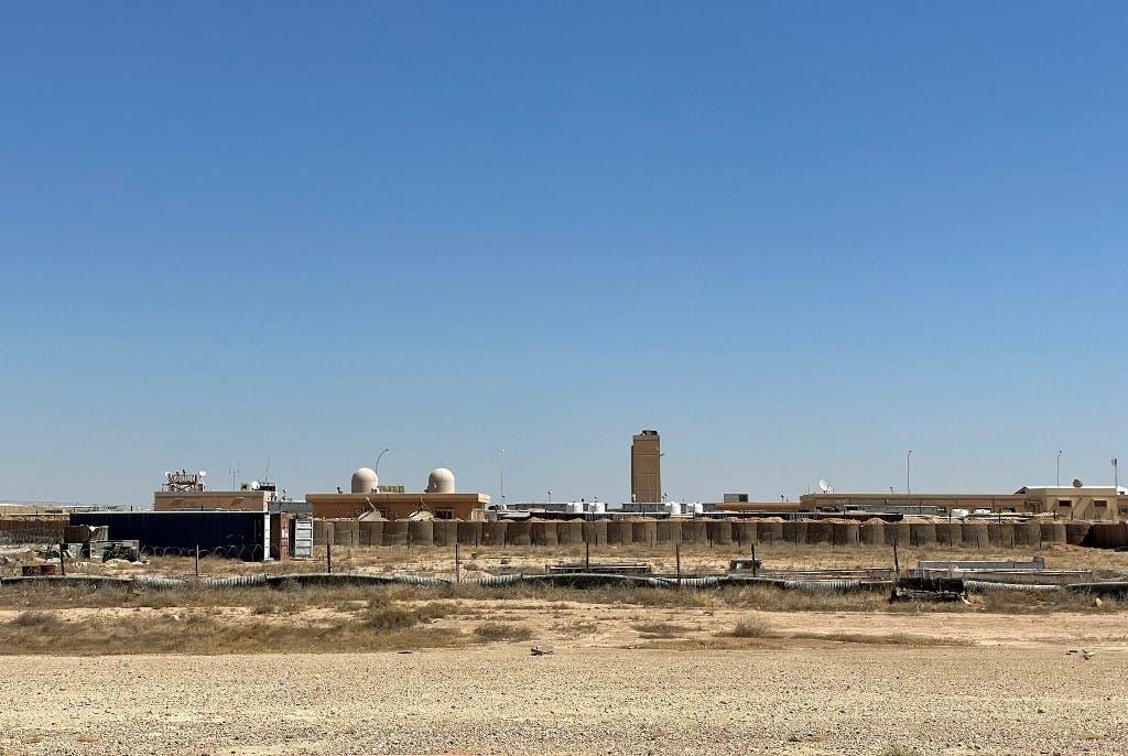 قاعدة عين الأسد في العراق (أرشيفية- فرانس برس)
