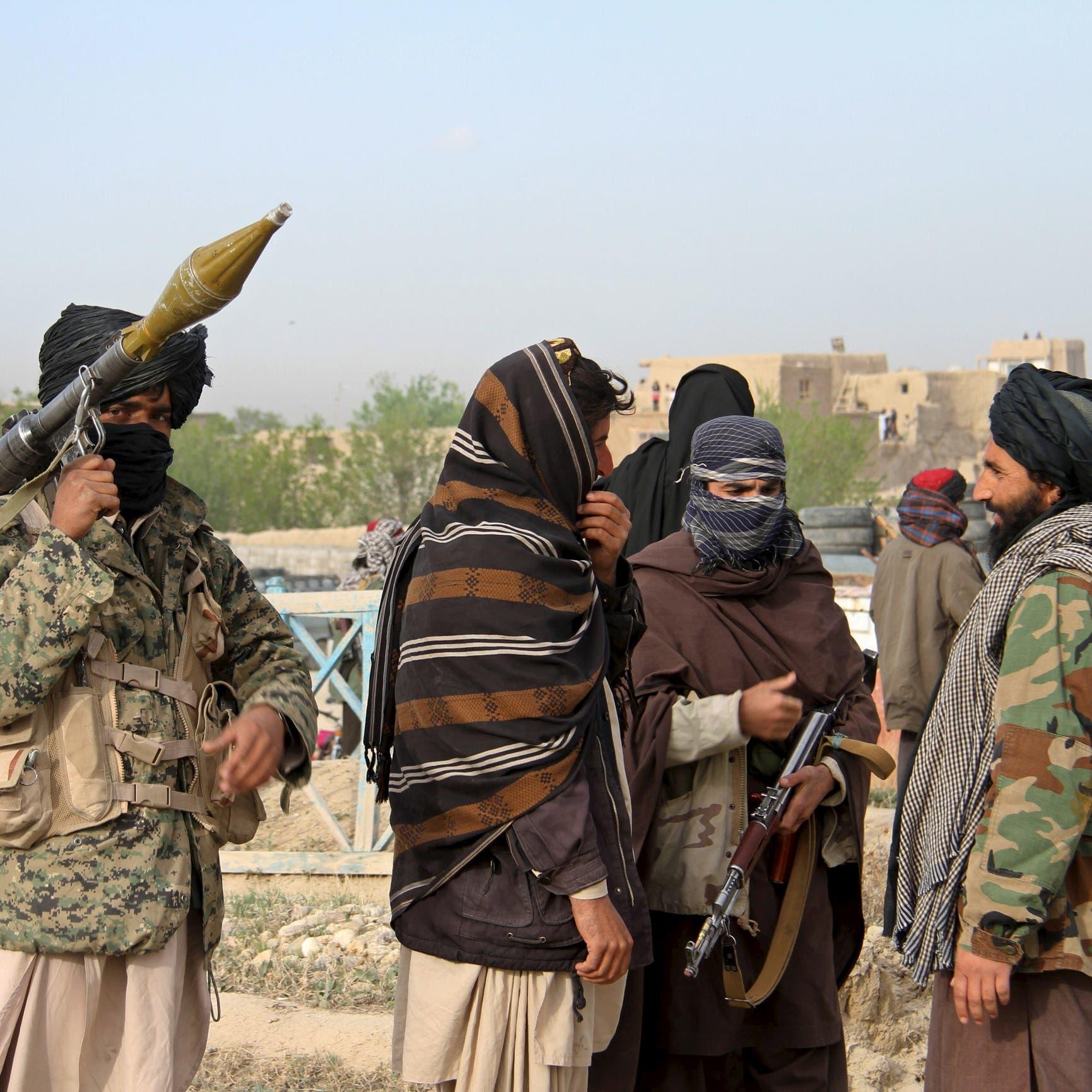 مقتل 40 مدنيا خلال 24 ساعة في لشكركاه المحاصرة من طالبان