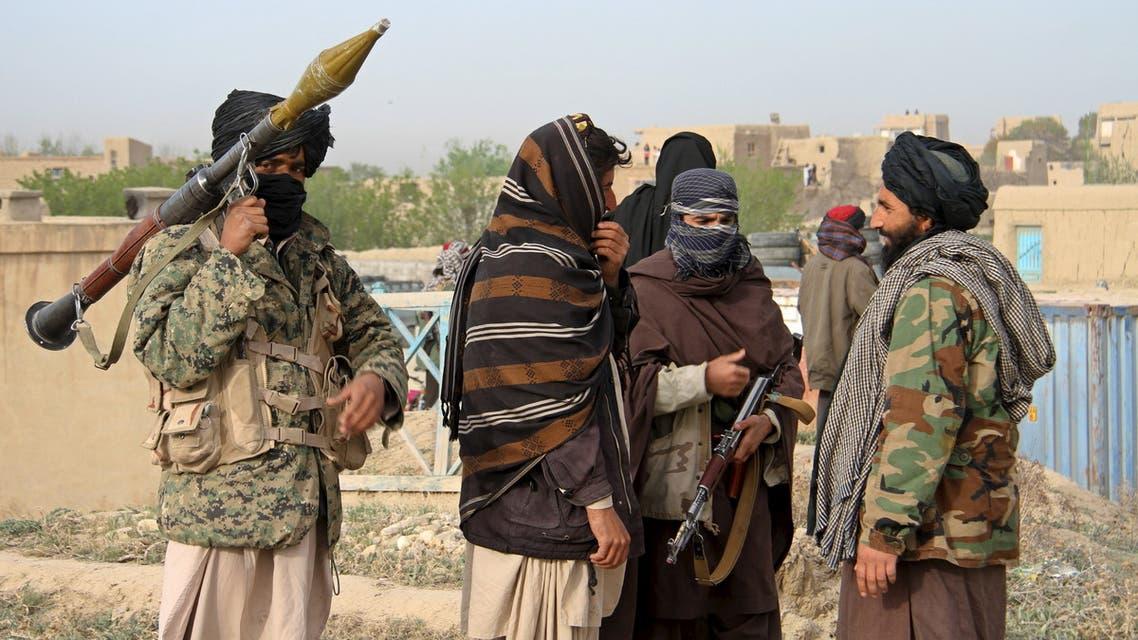 عناصر من طالبان (أرشيفية - رويترز)