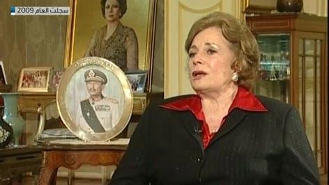 مقابلة خاصة مع جيهان السادات زوجة الرئيس المصري الأسبق أنور السادات