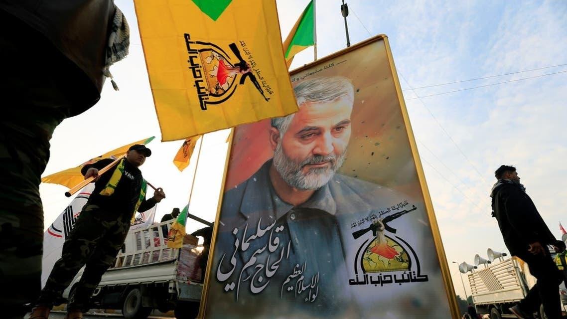 شبهنظامیان وابسته به ایران در عراق