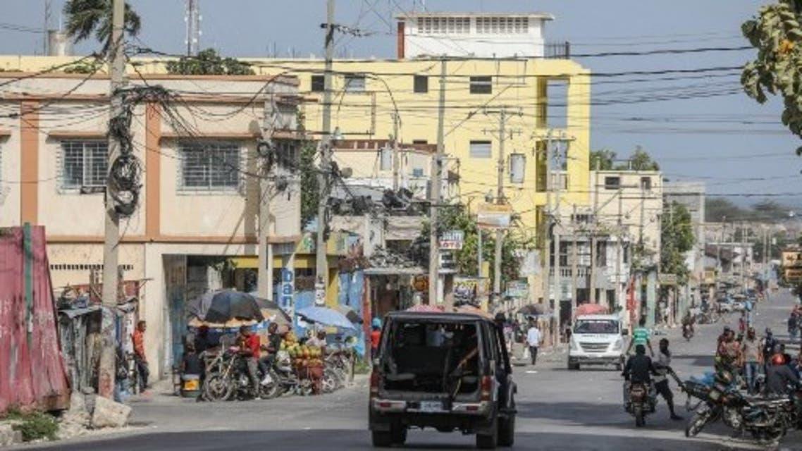 اغتيال رئيس هايتي -فرانس برس