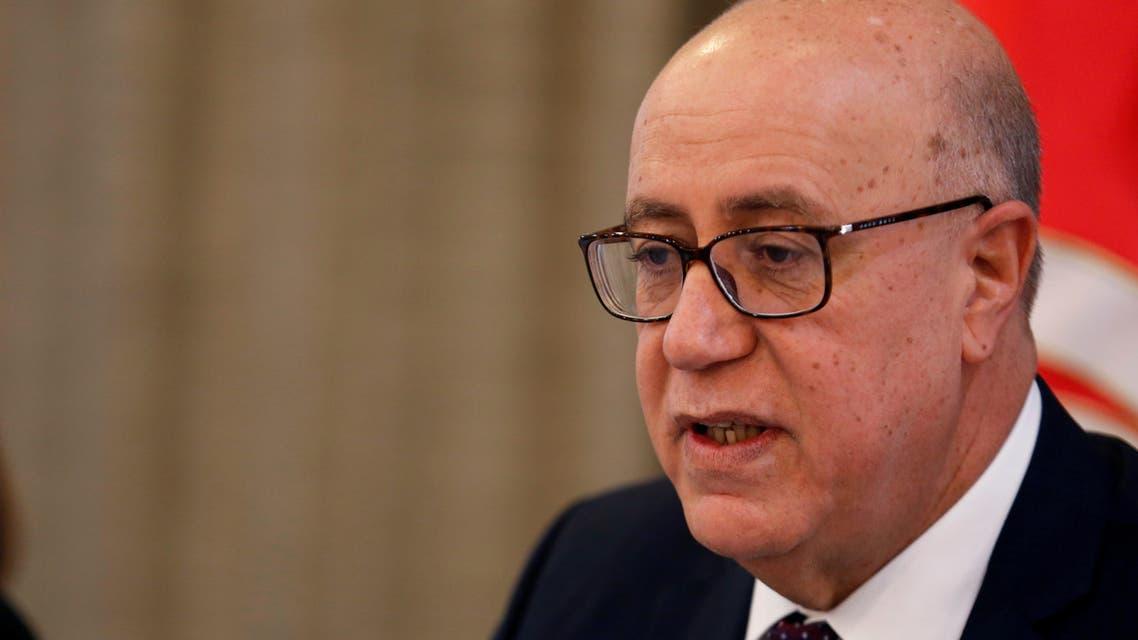 مروان العباسي محافظ البنك المركزي التونسي