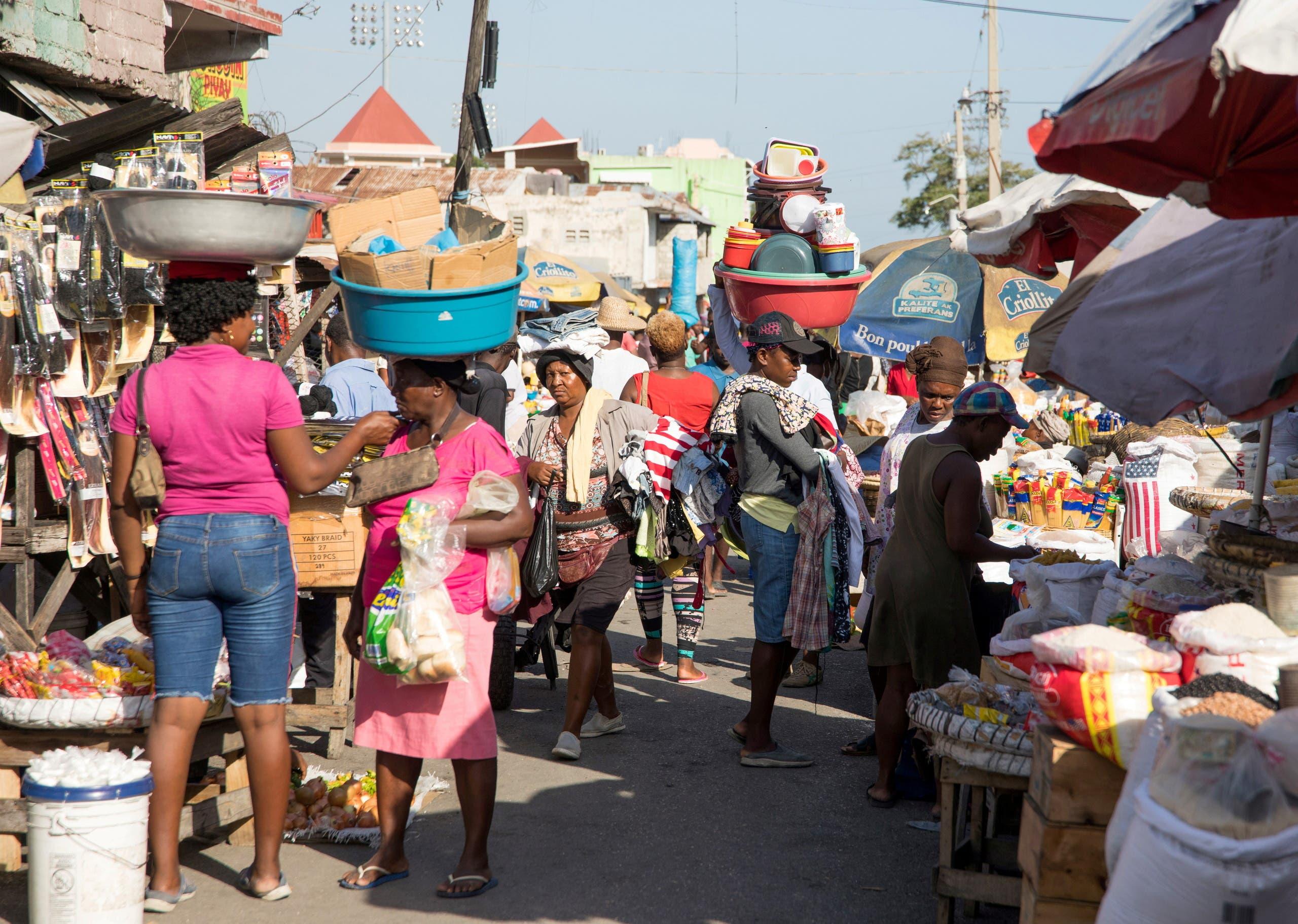 هايتي (رويترز)