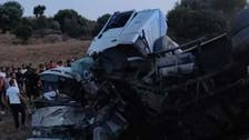 At least 27 killed, including children, in two road accidents in Algeria