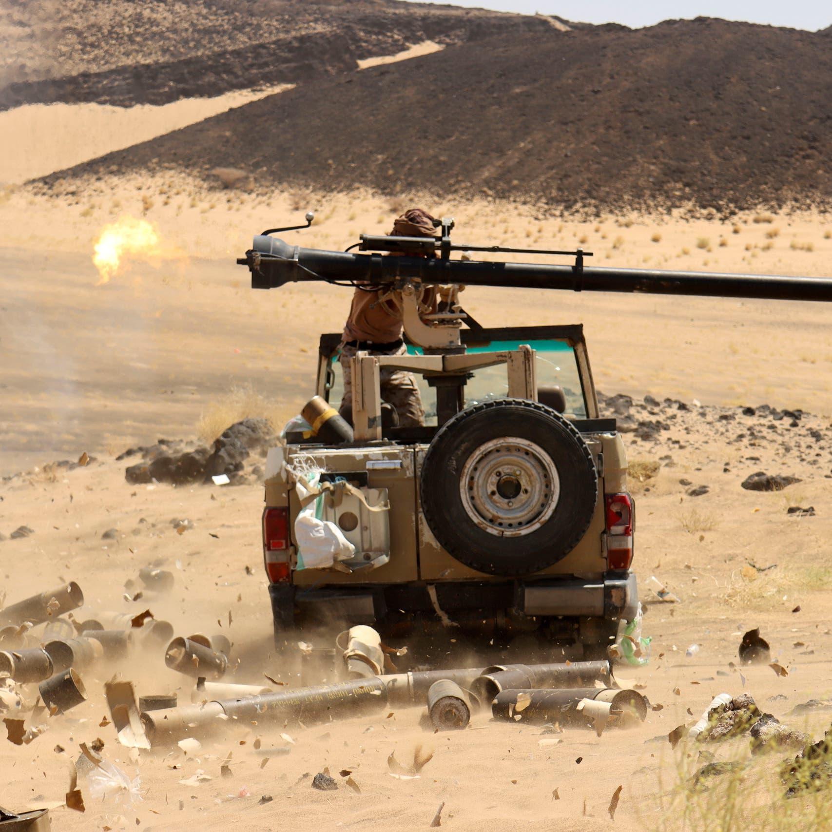كمين للجيش اليمني يقتل 40 حوثياً جنوب مأرب