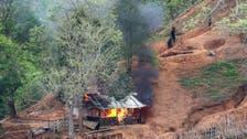 Myanmar ethnic rebel group suspends key leader in investigation of alleged massacre