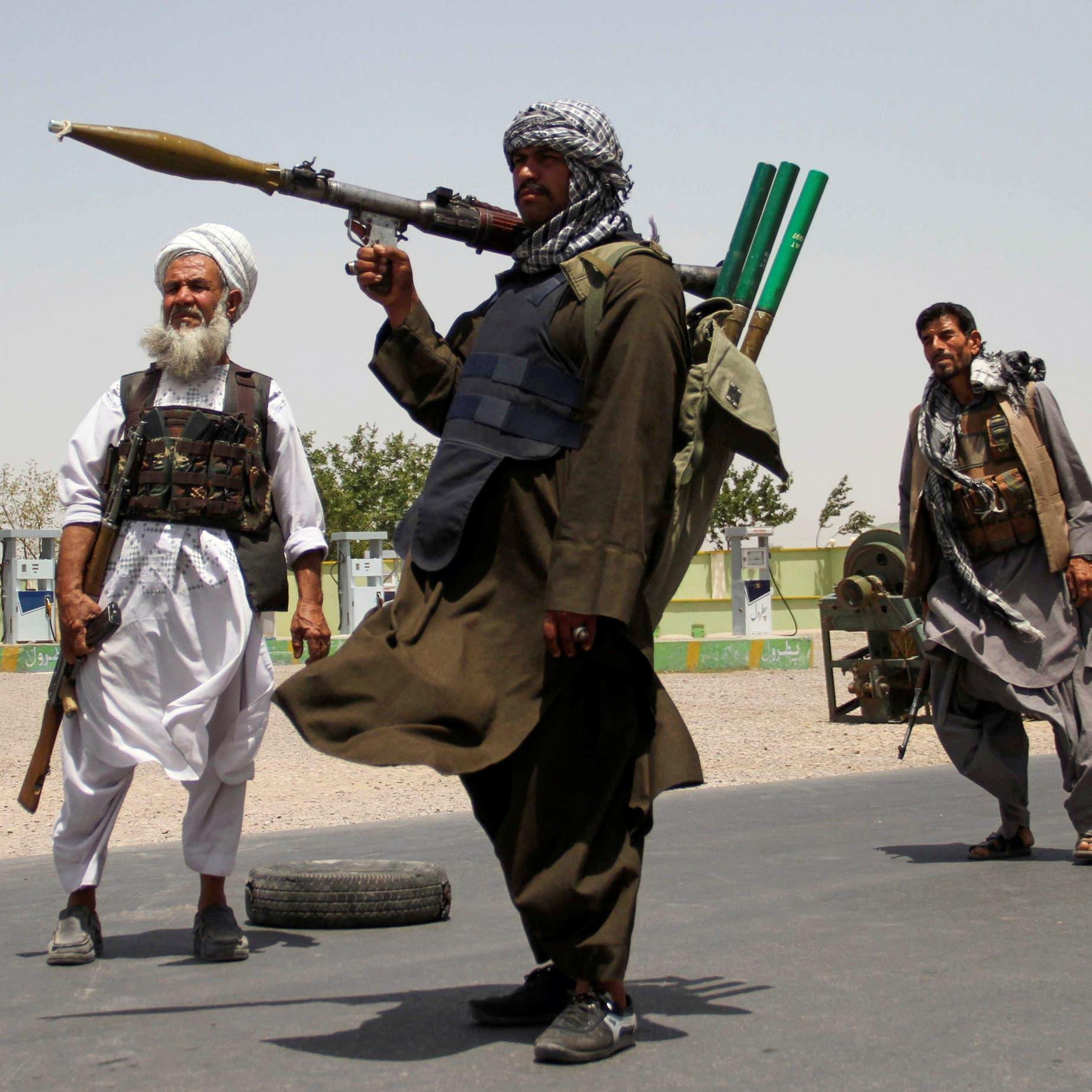 Pakistan envoy warns of danger in militias fighting Afghan Taliban
