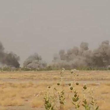 قتلى بغارات للتحالف استهدفت تجمعات حوثية في مأرب