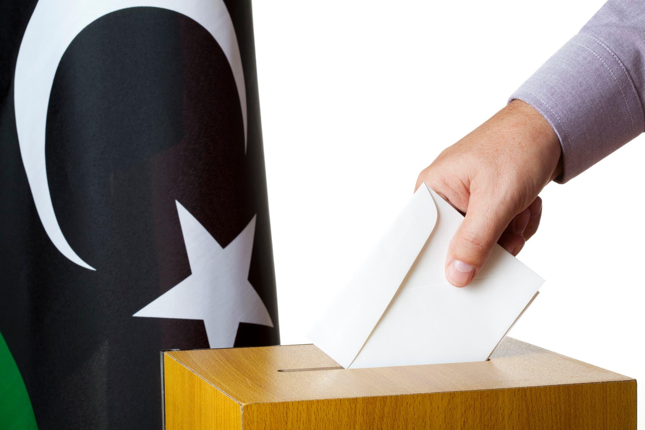 عن انتخابات ليبيا