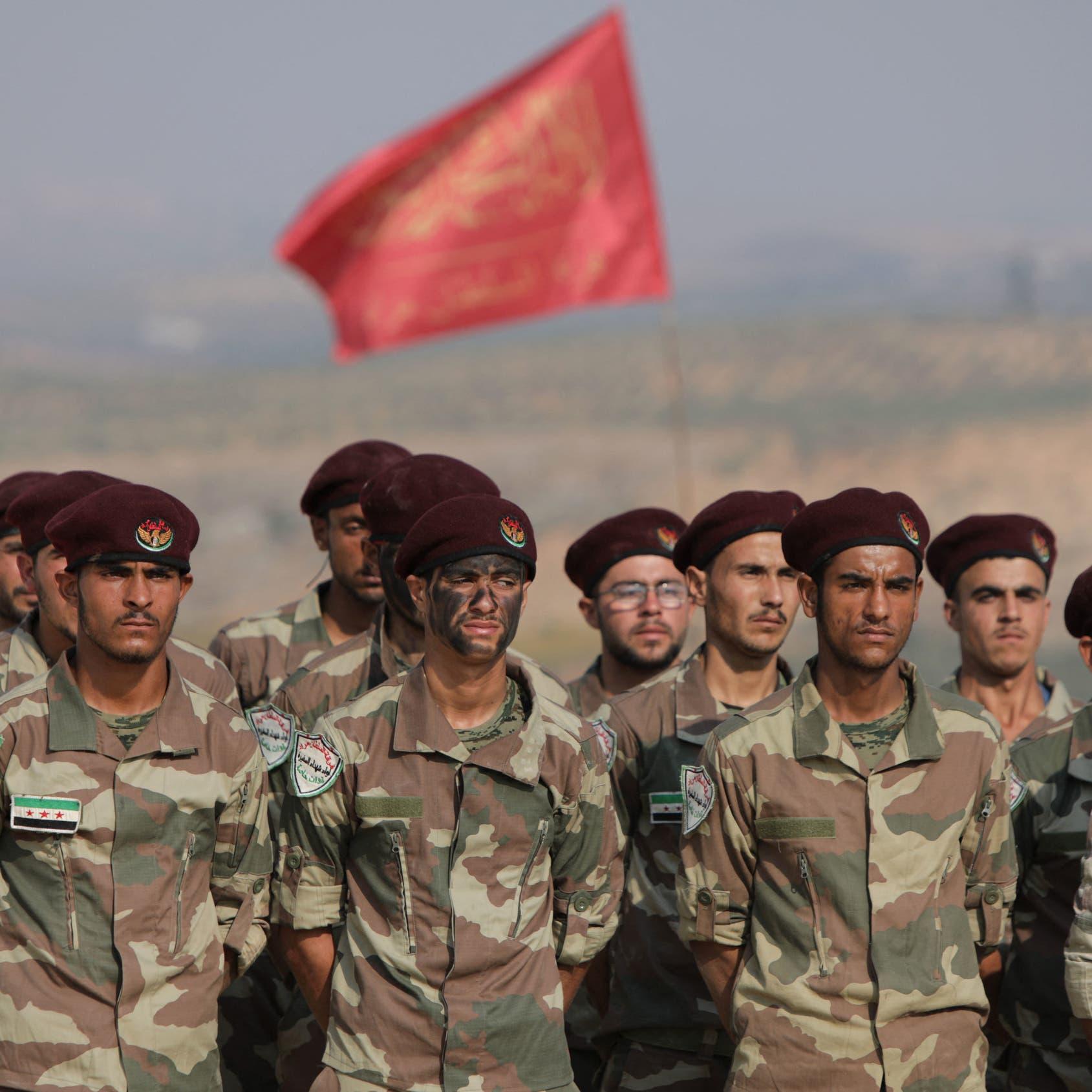 تركيا تواصل إرسال المرتزقة.. 150 مقاتلا سوريا إلى ليبيا