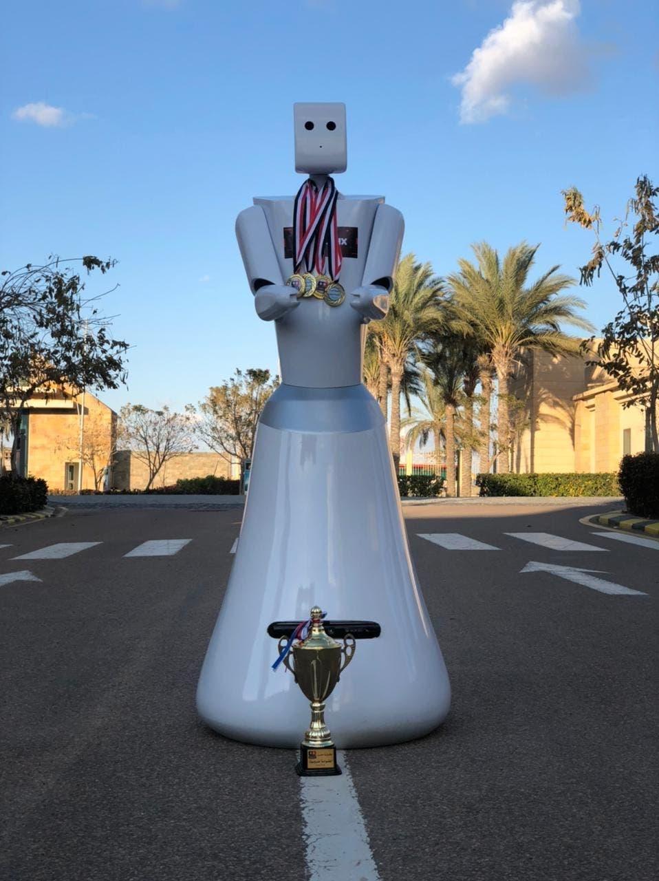 روبوتBiomix