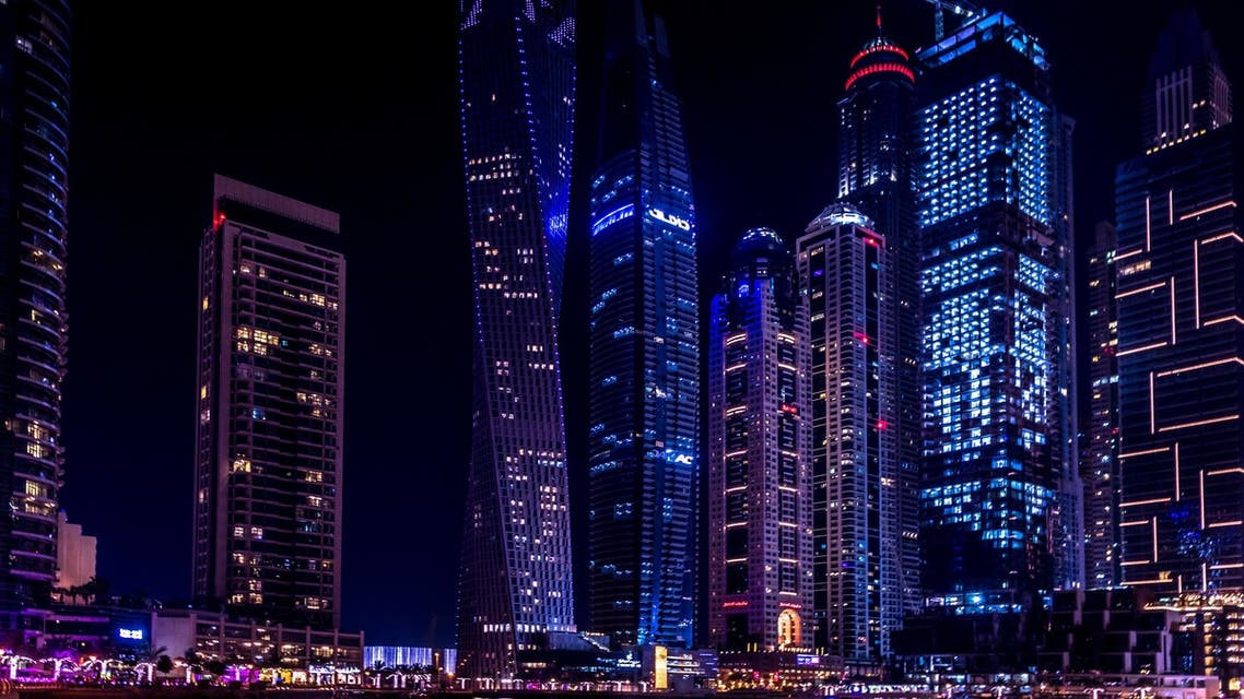 General view of Dubai Marina in Dubai, United Arab Emirates. (Unsplash, Andreas M)