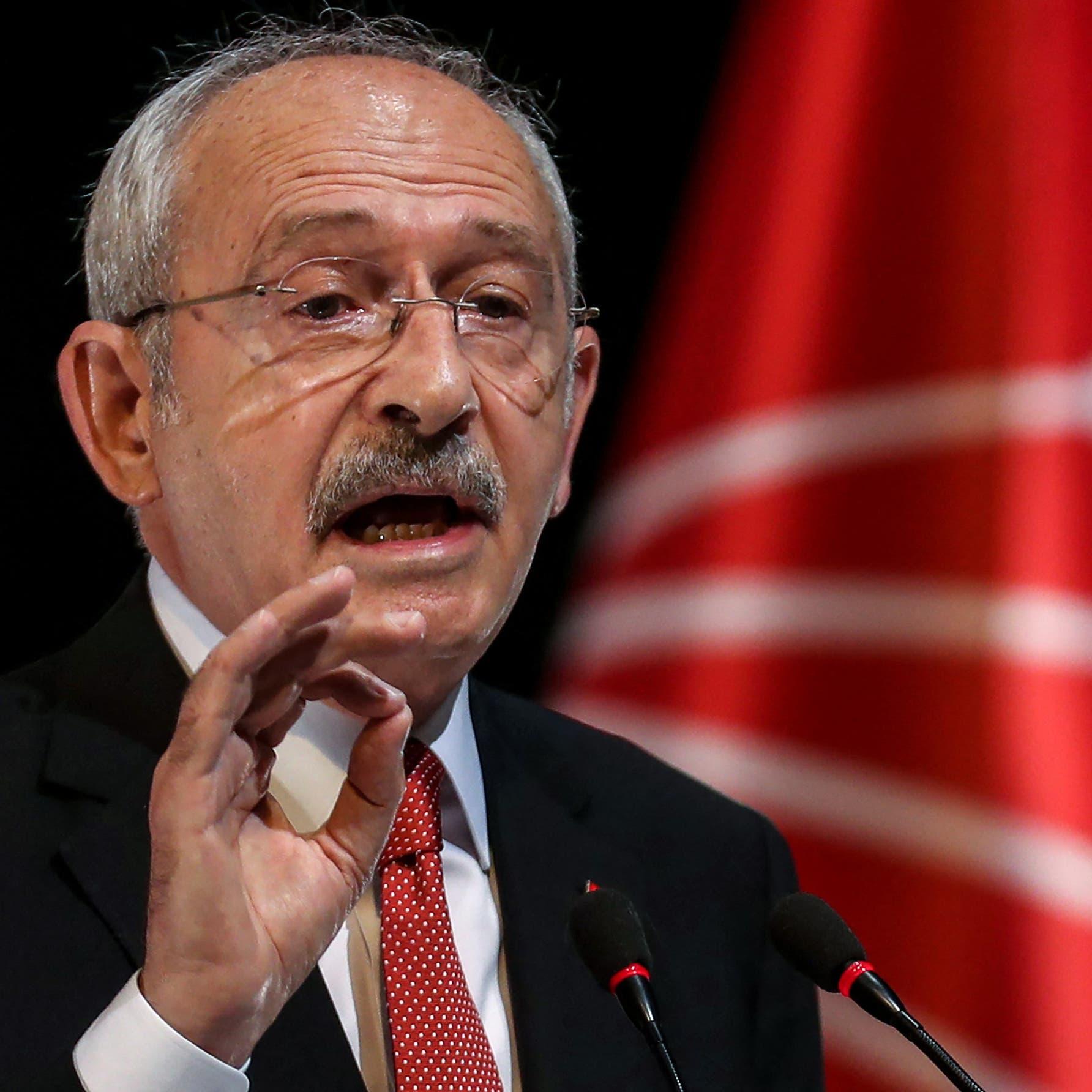 المعارضة تطالب أردوغان بإلغاء الوصاية على البرلمان والقضاء