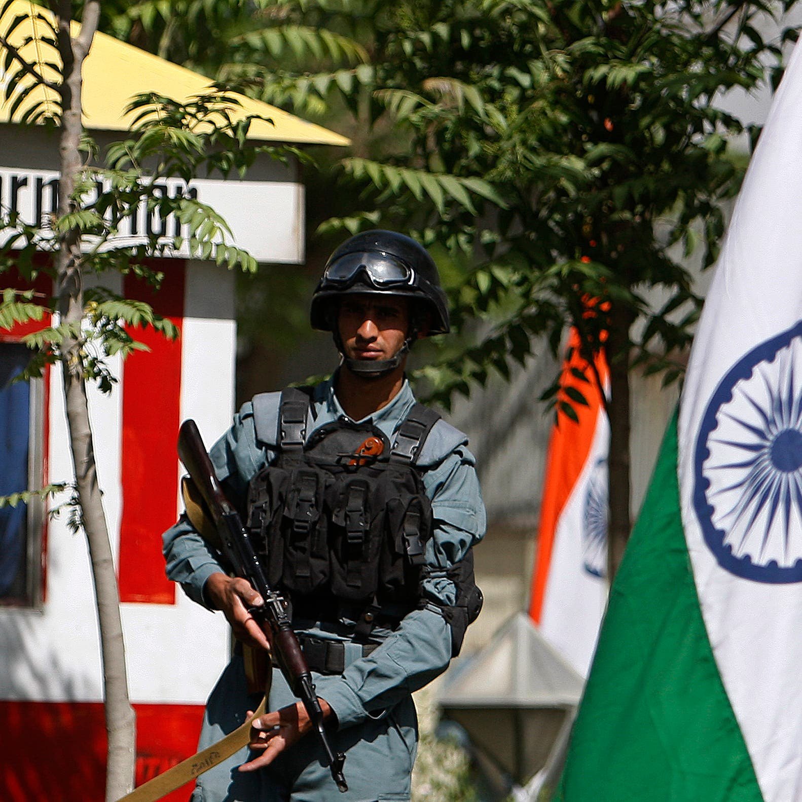 India temporarily pulls officials from Afghanistan as Taliban violence rages