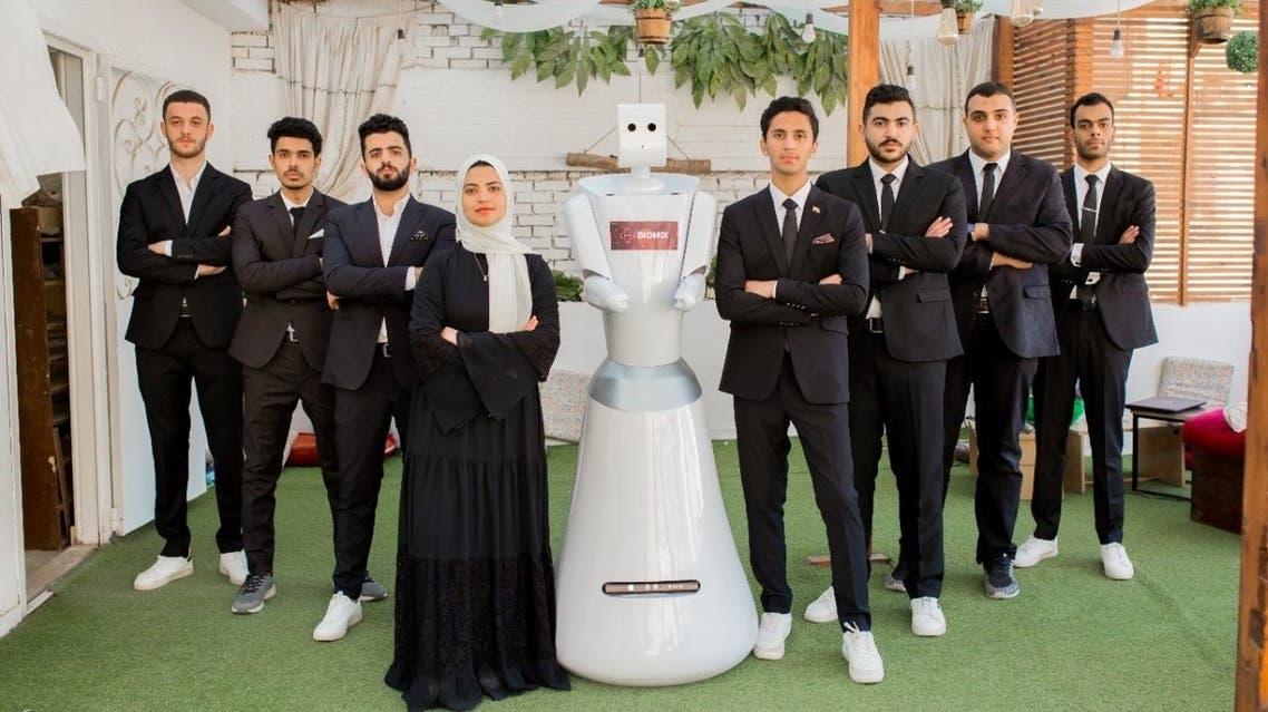 مصر روبوت