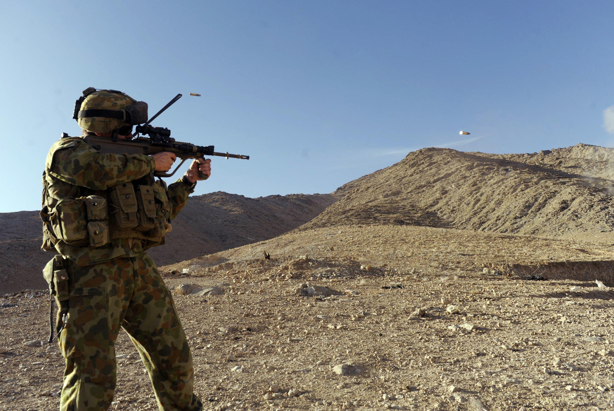 جندي أسترالي في أفغانستان (أرشيفية)