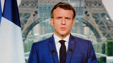 French President Macron discusses Afghan crisis with Tajik president