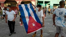 US to impose sanctions on Cuban officials over crackdown on protests