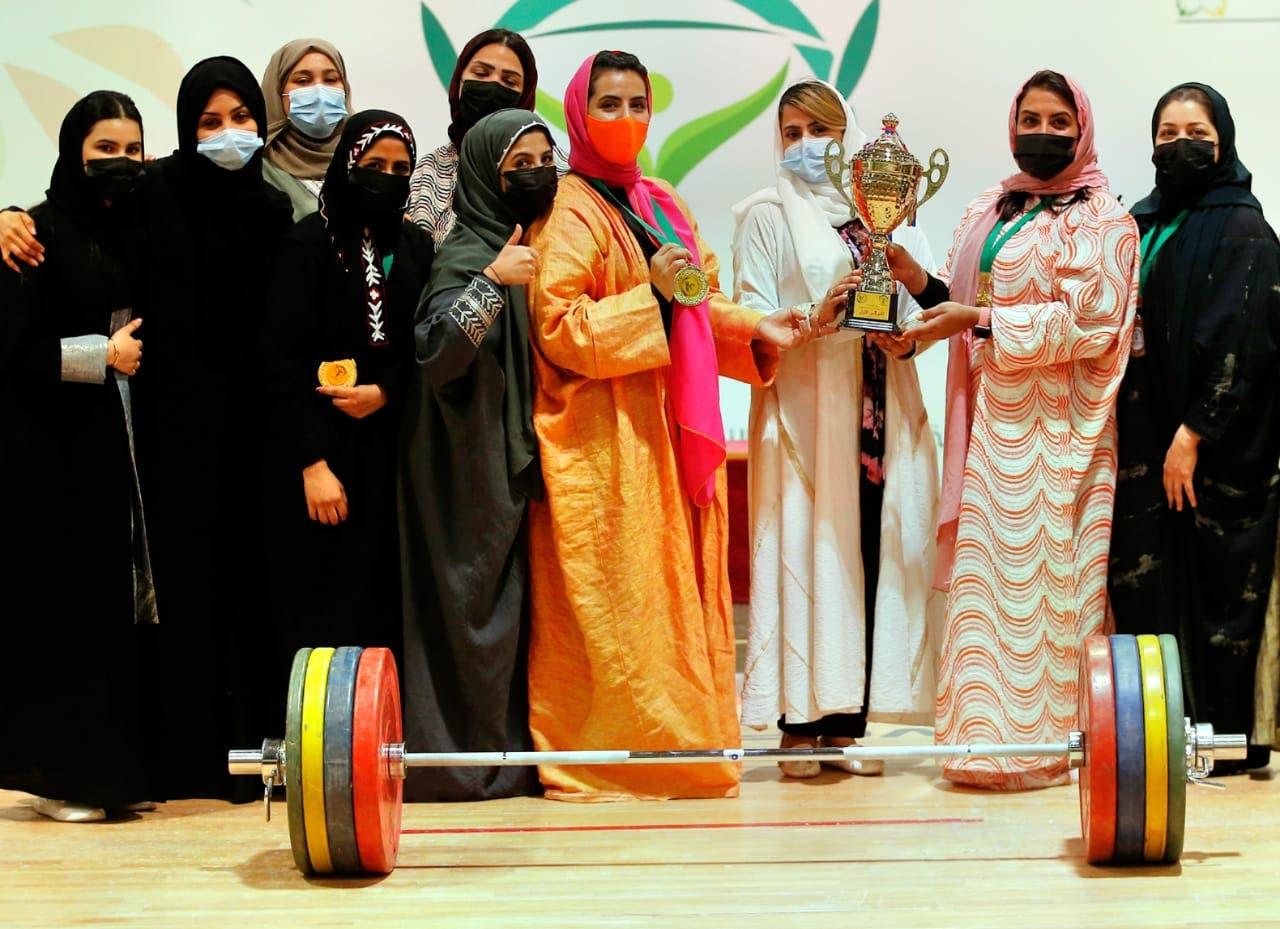 المشاركات في البطولة