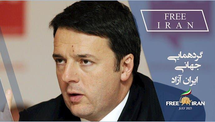 ماتئو رنتزی نخست وزیر اسبق ایتالیا