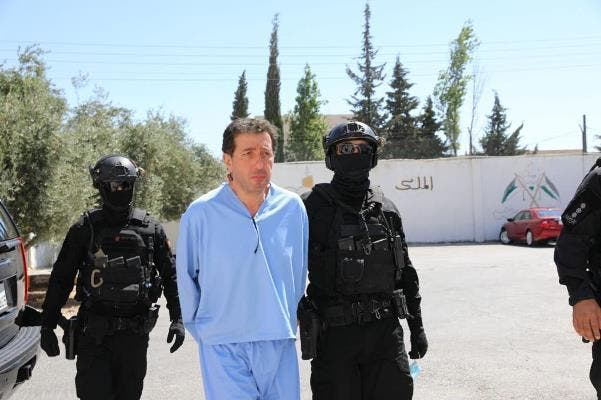 """Jordan .. """"Discrimination"""" supports the decision of the State Security Court in the """"sedition"""" case"""