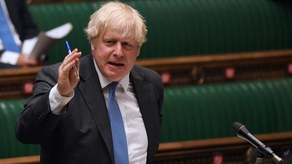 Iran must face up to consequences for 'outrageous' ship attack: UK PM Johnson