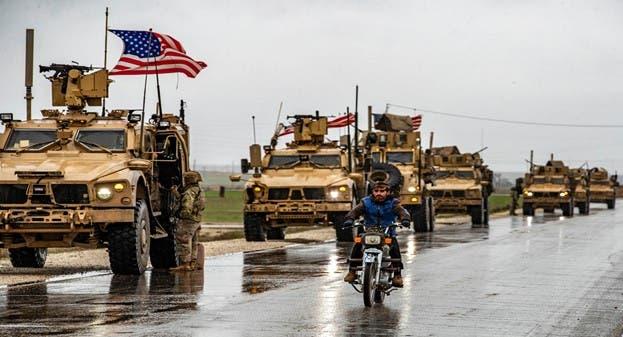 نیروهای آمریکا در سوریه