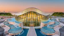 عمیقترین استخر جهان در دبی افتتاح شد