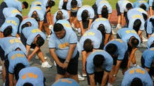 Philippine police win battle for the bulge as body fat rule dropped