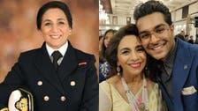 پاکستانی خاتون رائل نیوی میں کیپٹن بننے والی پہلی مسلمان بن گئیں